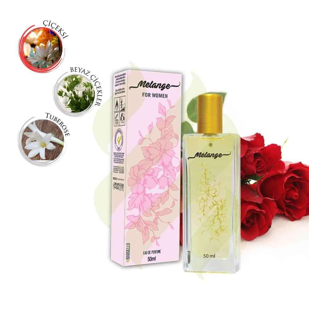 Bargello Melange Kadın Parfüm Edp 50 Ml Oto Kokusu Araç Kokusu