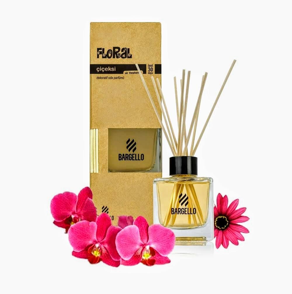 Bargello çiçeksi Bambu Ortam Oda Kokusu Parfümü 120 Ml Oto Kokusu